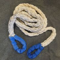 6mtr 8 Plait Kinetic Energy Recovery Rope K.E.R.R